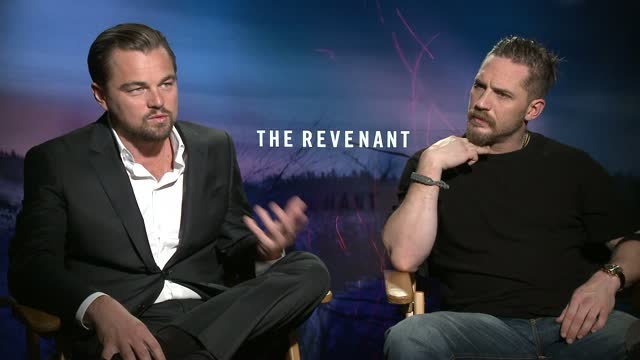 Revenant Cast Intervie...