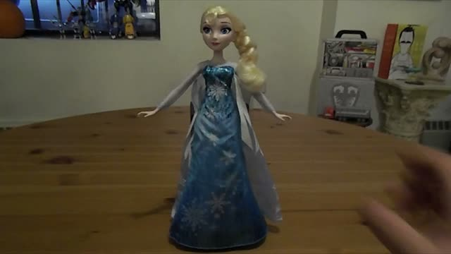 Olaf's Frozen Adventure Toys Unboxing