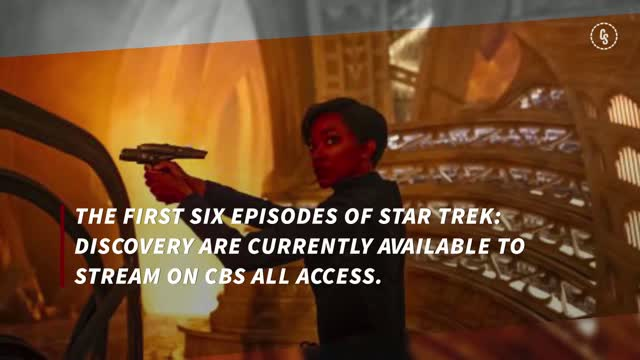 Star Trek: Discovery Renewed for Second Season!