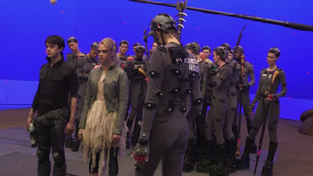 Valerian and the City of a Thousand Planets Exclusive Clip