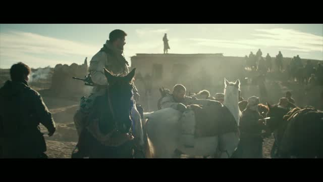 12 Strong: Cast and Creators Interview
