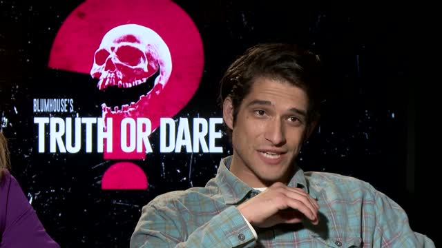 Truth or Dare Cast Interviews