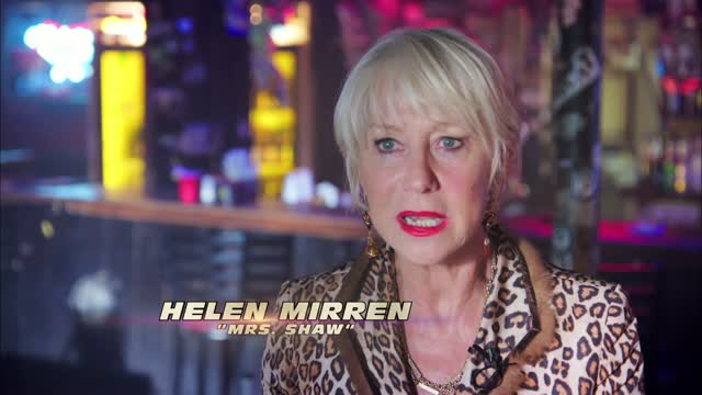 The Fabulous Helen Mirren in an Exclusive 'Fate of the ...