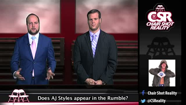 Wrestlezone image CSR 305: Is AJ Styles Going To Be In Royal Rumble