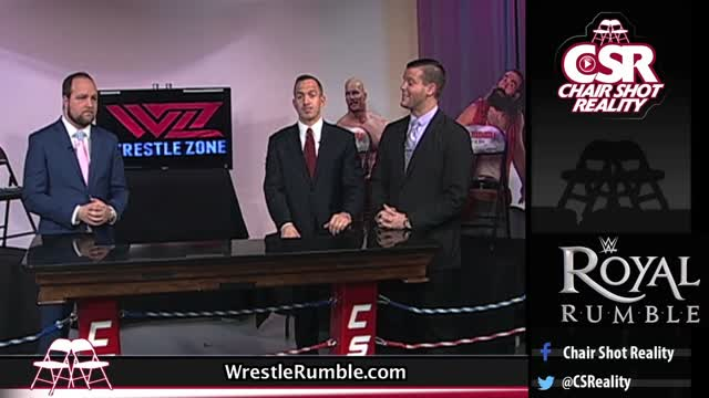 Wrestlezone image CSR 305: Who Wins The Royal Rumble?