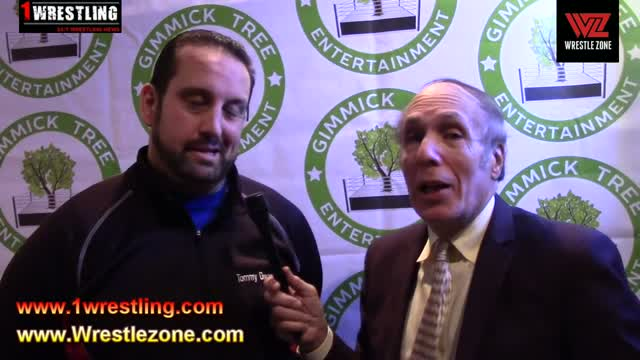 Wrestlezone image Bill Apter Talks to Tommy Dreamer!