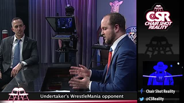 Wrestlezone image CSR 307: The Undertaker & Wyatt Family Roles At WM 32