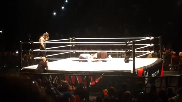 Wrestlezone image Bray Wyatt Suffers Injury at Live Event