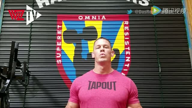 Wrestlezone image John Cena Shows Off His Chinese Speaking Skills!
