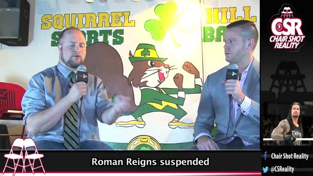Wrestlezone image CSR 325: Reaction To Roman Reigns Suspended