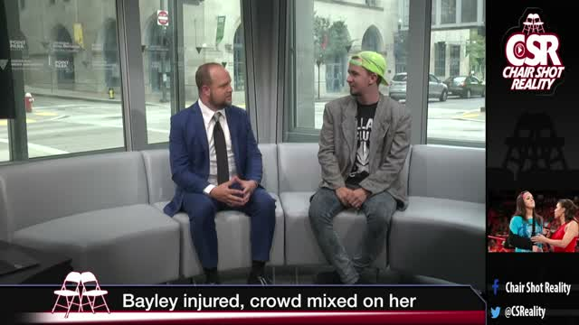 Wrestlezone image Why Bayley Isn't Connecting With Crowd Anymore